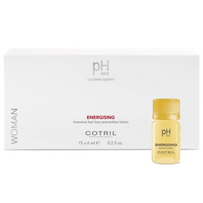 PH MED ENERGISING WOMAN LOTION COTRIL 12 X 6 ml.