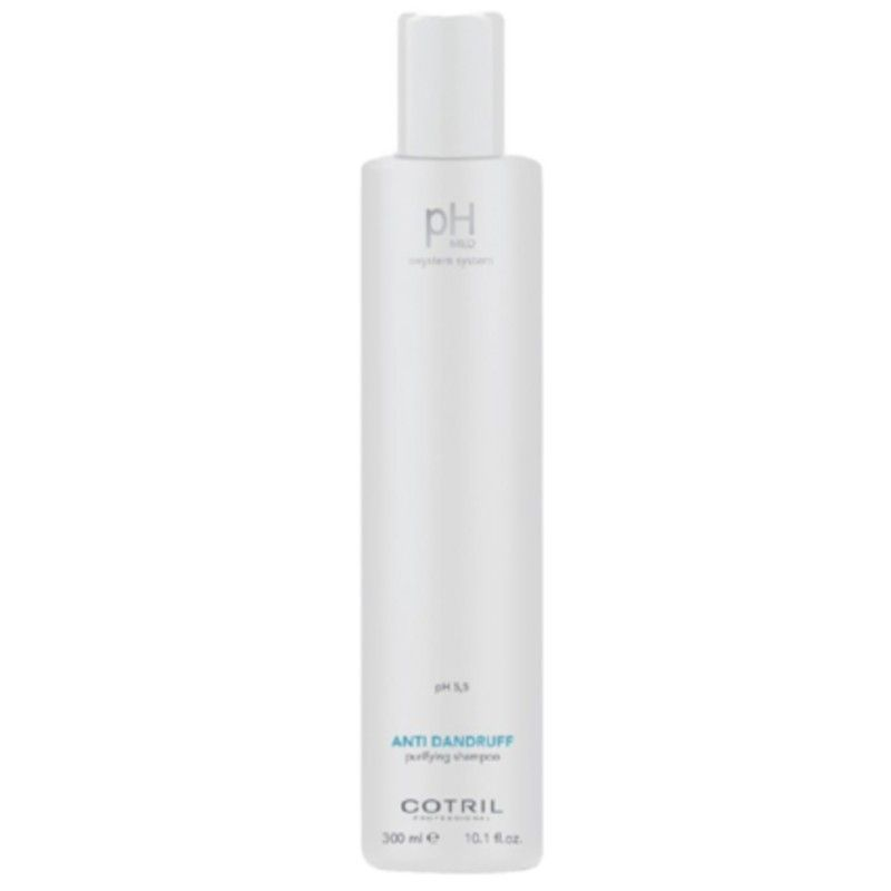 purifying shampoo 300 ml ph med antidandruff cotril