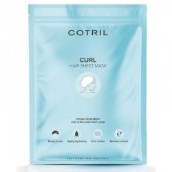 curl hair sheet mask cotril monouso