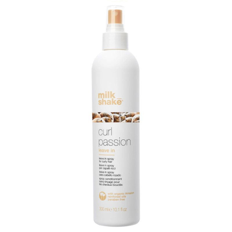 curl passion leave in milkshake