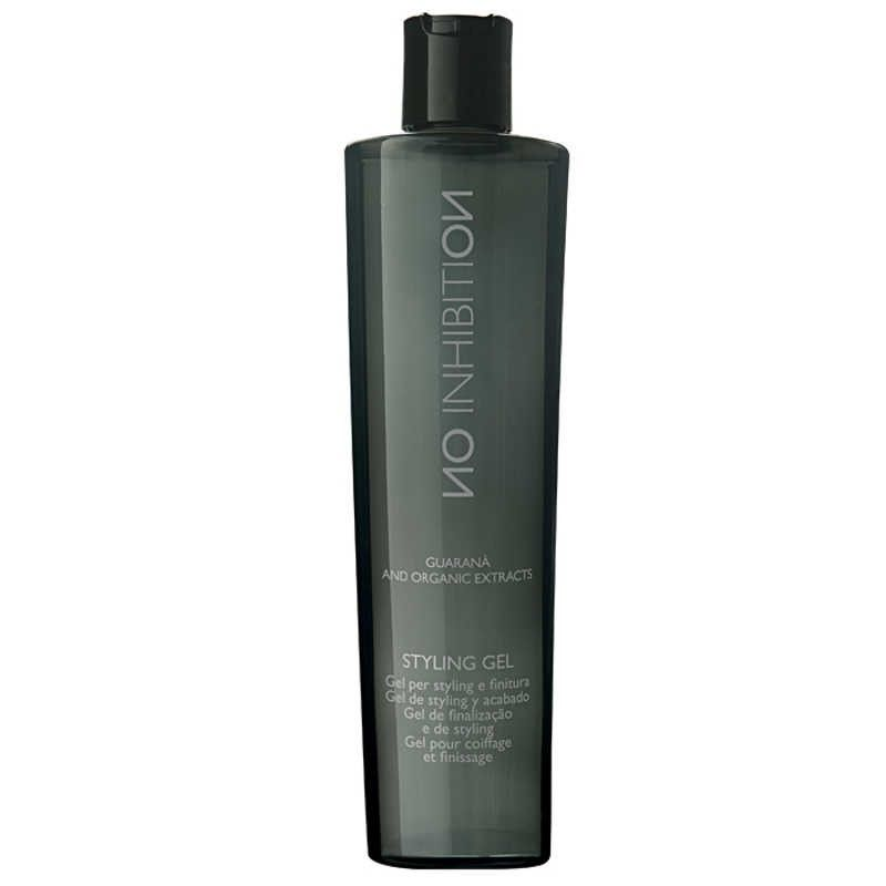 styling gel no inhibition