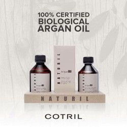 kit natural argan oil